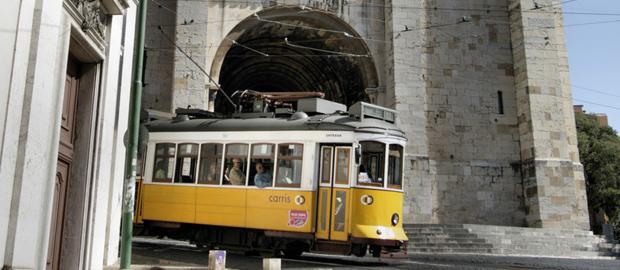 Os elétricos de Lisboa